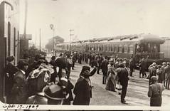 President Taft Passing Through Portage, 9-17-1909, 2