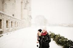 Istanbul // 35 mm (IX) (jonny_weissmueller) Tags: winter girls snow laughing istanbul youngwoman hagiasofia historiccentre peopleinnature sigma35mm14art nikond750