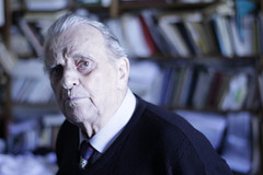 Granfather (valeriotrafeli) Tags: old fav50 books fav20 knowledge fav30 granfather fav10 fav40 fav60