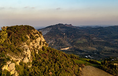 Rock (Massimo Saviotti) Tags: flickr autumn autunno collina colline evening hill hills landscape landscapes paesaggi paesaggio panorama sera sightseen sunset tramonto vista best bestphoto interestingness fineart mirrorless awesome