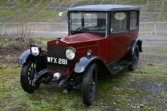 1926 Fiat 509 (davocano) Tags: brooklands vintagesportscarclub vsccdrivingtests vsccbrooklands wfx281