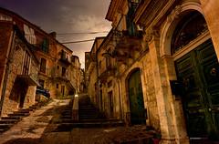 Calles de Modica, Sicilia (bit ramone (off)) Tags: street italy italia sicily sicilia modica bitramone