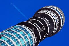 P-00385-No-067_rt (Steve Lippitt) Tags: blue building london glass architecture unitedkingdom steel towers structures architectural material bttower postofficetower edifice edifices buildingmaterials telecomtower dominantcolor dominantcolour buildingmaterial constructionmaterial geo:country=unitedkingdom geo:city=london exif:make=fujifilm camera:make=fujifilm geostate exif:aperture=71 exif:isospeed=200 camera:model=xt1 exif:model=xt1 exif:lens=xf50140mmf28rlmoiswr exif:focallength=773mm geo:lon=013865255251833 geo:location=howlandstreetfitzrovianw1 geo:lat=51521134782672
