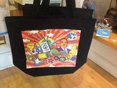 chicago history museum tote bag. feb 2016 (timp37) Tags: chicago history museum bag illinois 60s peace awesome give chance 1960s february tote mlk 2016
