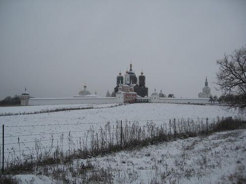 Свенский монастырь под Брянском ©  Grigory Gusev