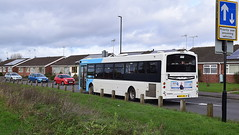 National Express Coventry Volvo B7RLE/Wright Eclipse Urban II, 2157 (paulburr73) Tags: coventry 2157