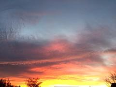 Good morning, bonjour, buongiorno (karine_avec_1_k) Tags: cloud sun sunrise soleil jour nuage bonheur
