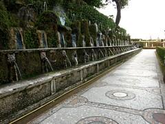 Villa d'Este, Tivoli, Italy (a.hay.625) Tags: italy gardens tivoli villa fountains deste