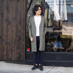 February 09, 2016 at 01:58PM (audience_jp) Tags: fashion japan shop tokyo audience snap  madeinjapan kouenji  coordinate   ootd  nowavailable        audienceshop