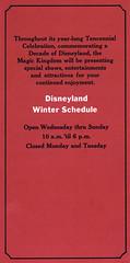 1965 Disneyland Valentine's Day Dance 04 (Tom Simpson) Tags: vintage dance disneyland disney valentine 1960s valentinesday 1965