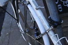 Courier Boyd Littell and his work bike-5.jpg (BikePortland.org) Tags: couriers messengers workbike bikemessengers boydlittell