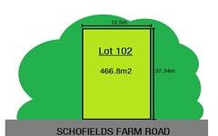 Lot, 102 Schofields Farm Road, Schofields NSW