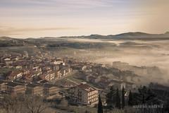 Alba nebbiosa (jarenmartide) Tags: mario nebbia degli pianadeglialbanesi piana jaren albanesi caliv martide mariocaliv jarenmartide llurfa