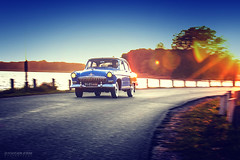 Lake Road (Rawcar.com Photography) Tags: auto classic cars car sport modern race vintage photography automobile photographer calendar wheels culture gaz automotive racing retro chrome soviet classics vehicle production oldtimer motorsports volga sovietunion ussr calendars artprint youngtimer wolga fineprint autosports gaz21 rawcar rawcarcom