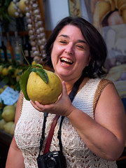 P9300201 (mzel) Tags: travel italy citron amalfi costieraamalfitana cedro