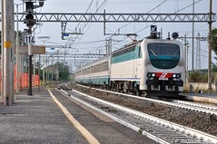 E403-007 (Raffaele Russo (LeleD445)) Tags: roma napoli treno calabria intercity reggio trenitalia e403 torricola