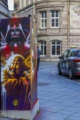 Dan23 (frankyrun54) Tags: streetart graffiti yoda tag graf graff graffitiart graffitis artderue darkvador artdelarue dan23 frankyrun taggrafgraffitisfrankyrun graffitisstrasbourg graffitisalsace graffinstrasbourg off2015strasbourg noloffstrasbourg2015