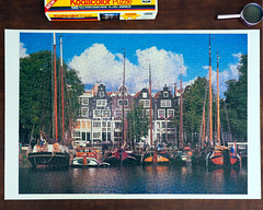 1000 pc RoseArt Kodacolor Amsterdam puzzle (hz536n/George Thomas) Tags: winter copyright oklahoma amsterdam puzzle canon5d jigsaw stillwater february kodacolor jigsawpuzzle 2016 roseart ef1740mmf4lusm cs5 georgethomas