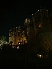 Tokyo Disneyland (jericl cat) Tags: park japan night japanese tokyo exterior disneyland disney haunted theme mansion nightmarebeforechristmas fantasyland 2015
