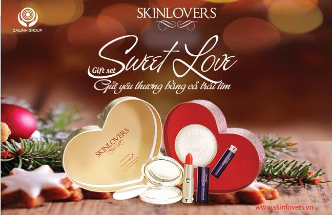 Quà tặng 8/3 từ mỹ phẩm Skinlovers