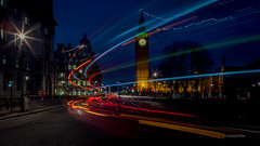 HC9Q2963-1 (rodwey2004) Tags: longexposure nightphotography landscape parliament bigben landmark lighttrails westminsterbridge