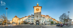 Bieltor Solothurn (www.ernst-christen.com) Tags: winter panorama baroque oldcity solothurn historicalcity bieltor