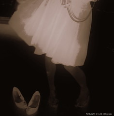 * I Used To Dance All Night * (army-brat) Tags: dance shoes dress worn iusedtodanceallnight