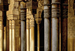 Columns (waldo.posth) Tags: sony columns palace granada di tamron 28300mm f3563 pzd nasrides slta99v