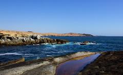 Playa Chorrillos - Atacama (Sebastinart) Tags: chile summer sol beach canon de mar iii playa arena caldera bahia atacama verano t5 region aire libre playas copiapo costas inglesa chilenas 2016 chorillos chorrillo