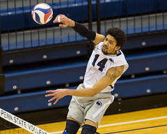 Penn State Men's Volleyball vs. NJIT (Tap5140) Tags: sports canon pennsylvania pennstate volleyball statecollege ncaa njit rechall menvolleyball collegesport 5dmarkiii