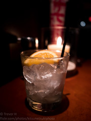 Finished Cocktail (Kenjis9965) Tags: leica orange creek cherry chinese whiskey panasonic cocktail alcohol whisky knob summilux 15mm mule pf changs spiced gx8 f17 panaleica leica15mmf17