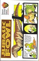 Liberty Meadows 11 Back Cover (zigwaffle) Tags: animals oscar dinosaur humor leslie comicbook 1998 truman frankcho libertymeadows