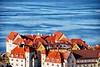 Rothaugen -|- Buildings of Bergen (erlingsi) Tags: red norway norwegen roofs bergen scandinavia hordaland hus tak rødt bygninger explored rothaugen klynge husklynge