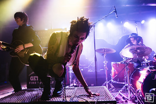 Palaye Royale at Baltimore Soundstage // 17.02.15 // Shot by Jake Lahah