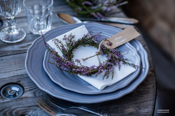 Choose your wedding style - lavender wedding - Wedding in Poland