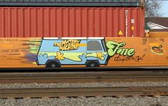 FONE, Byrd, Neenah, 28 Feb 16 (kkaf) Tags: graffiti fone byrd neenah