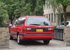 VW Passat B3 Variant 2.8 VR6 GLX US-spec 14-10-1994 NP-BS-70 (Fuego 81) Tags: vw 1994 passat vr6 variant b3 usaspec sidecode5 npbs70