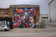 Nychos x The Yok & Sheryo (Herbalizer) Tags: vienna wien street urban art wall graffiti austria sterreich mural yok wand strasse the nychos sheryo