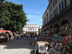 "La Havane: la Place des Armes <a style=""margin-left:10px; font-size:0.8em;"" href=""http://www.flickr.com/photos/127723101@N04/25400313556/"" target=""_blank"">@flickr</a>"
