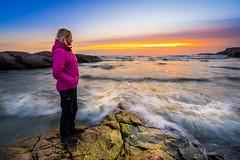 Coastal love (Richard Larssen) Tags: sunset sea sky seascape nature norway zeiss landscape coast norge scenery rocks sony norwegen richard alpha scandinavia jren rogaland h a7ii ogna sonyalpha larssen teamsony richardlarssen sel1635z
