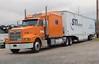 Marmon with big sleeper (PAcarhauler) Tags: tractor truck semi trailer sleeper marmon