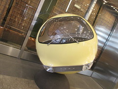 Bubble Ford 2016 NYC 8268 (Brechtbug) Tags: auto street new york 2001 city nyc travel fiction holiday ford car vintage ball logo toy toys bay design flying pod automobile doors ship open with display time space wheels machine capsule bubbles automotive science lars future bubble scifi 70s hal 1970s 70 fisk futuristic sculptor spherical familiar jetsons 57th 2016 resembles