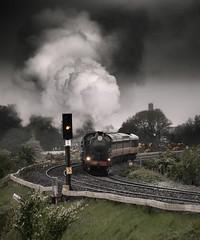 Marble Express, Co Kildare, Ireland. (2c..) Tags: city kilkenny ireland dublin train no steam marble 2c kildare 461 rpsi digitallywatermarked digitalwatermarked 2cireland 2cimage