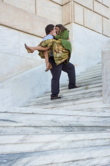 Engagement Steps (Paladin27) Tags: love stairs engagement couple steps engaged inlove