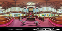 St Mark's Church, Aberdeen.jpg (___INFINITY___) Tags: panorama building church architecture canon eos scotland infinity library 360 panoramic architect aberdeen stmarks 6d virtualtour equirectangular photosphere darrenwright dazza1040