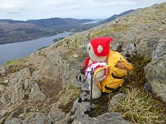 LD 3 Sun 1 Walla Crag & DT 3 (g crawford) Tags: bear lake ted danger teddy lakes lakedistrict teddybear dt ld tottie wallacrag wallacrags dangerted tottieted