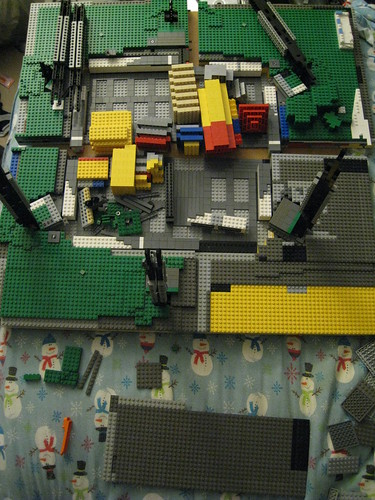 Reworking the Merry-Go-Round Baseplate (1 of 15)