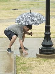 DAVE8480 (David J. Thomas) Tags: storm water rain lab arkansas biology microbiology thunder precipitation batesville lyoncollege
