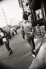 AA017 (heavyasmountains) Tags: nyc newyorkcity blackandwhite slr film 35mm photography nikon candid streetphotography noflash 24mm fm3a filmphotography streetstyle