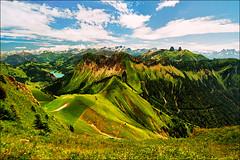 Rochers de Naye (Katarina 2353) Tags: panorama mountain alps film landscape switzerland spring nikon europe swiss rochersdenaye katarinastefanovic katarina2353